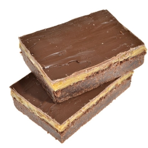 Caramel Slice<br/>Price: $12 ( 6 Pieces )