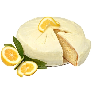 Lemon Cake<br/>Price: $37.10<br/>Size: 23cm