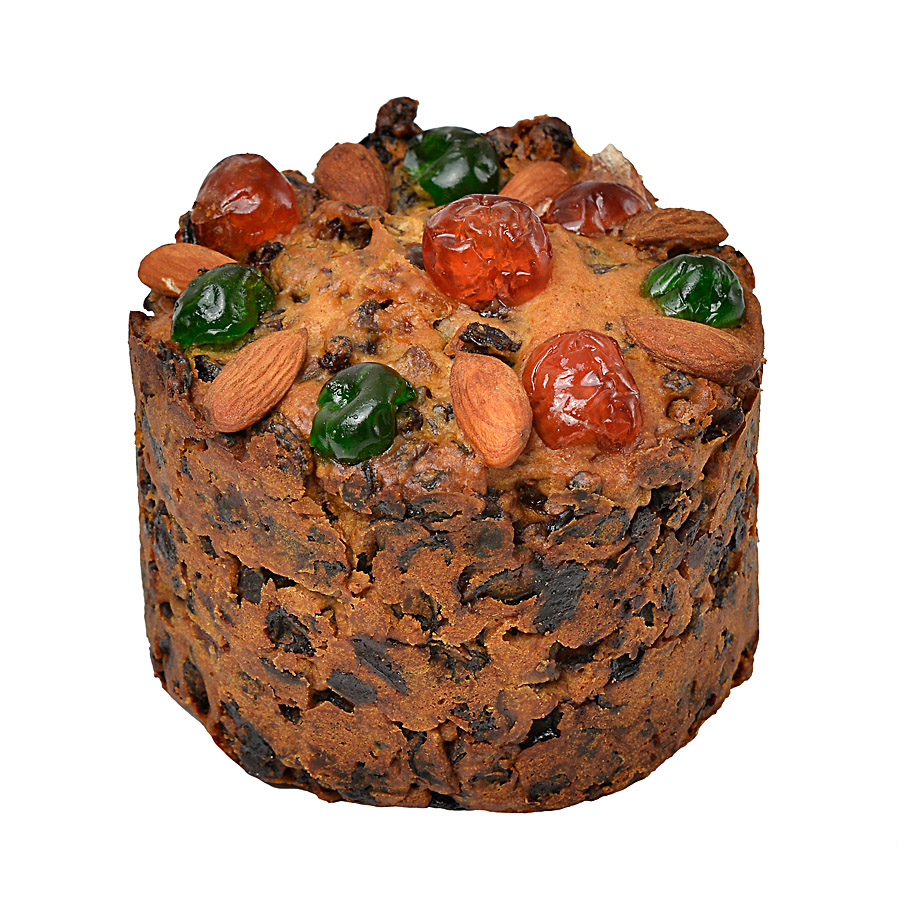 Christmas Cake Small<br/> Price: $25.90<br/>Size: 10cm